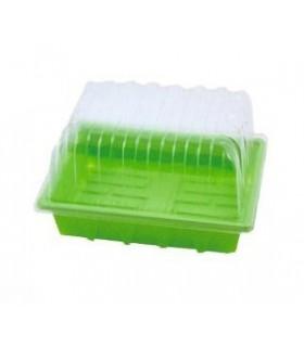 Manguito Corona Plástico de 200mm | Hortitec distribuciones