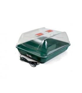 Bandeja Jiffy de plástico vacía 33mm 104alv | Hortitec | Distribución mayorista